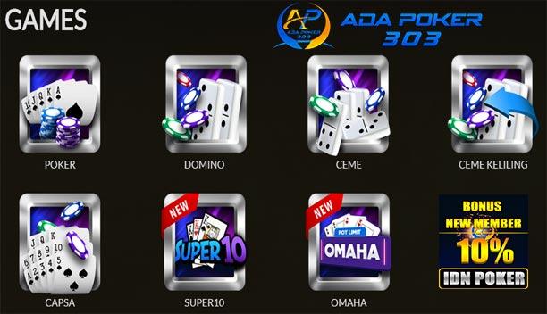 Mainkartu, Poker Online, Bandar Ceme, Ceme Keliling ...